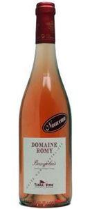 FRA - Domaine Romy - Beaujolais Nouveau Rosé, 2016