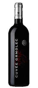 ČR - Grmolec - Cuvée Rouge - pozdní sběr, 2013