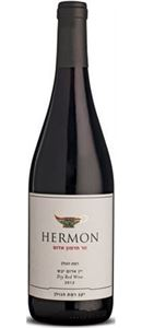 Izrael - Golan Heights Winery - Mount Hermon Red, 2015