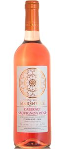 ČR - Vinné sklepy Maršovice - Cabernet Sauvignon rosé, 2016
