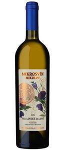Mikrosvín - Flower Line - Veltlínské zelené - pozdní sběr, 2011
