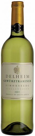 Delheim - Gewürztraminer