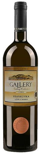Gallery - Frankovka - výběr z hroznů