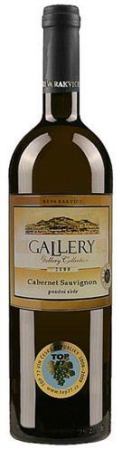 Gallery - Cabernet Sauvignon - pozdní sběr