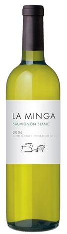 La Minga - Sauvignon blanc