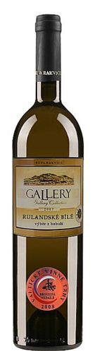 Gallery - Rulandské bílé - výběr z bobulí - 0,5 l