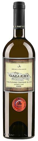 Gallery - Veltlínské červené rané - jakostní