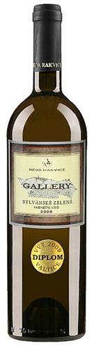 Gallery - Sylvánské zelené - kabinetní