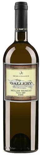Gallery - Müller Thurgau - pozdní sběr
