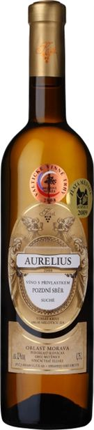 Aurelius - pozdní sběr