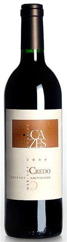 Domaine  Cazes - Le Credo - Vin de Pays des Côtes Catalanes