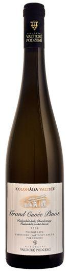 KOLONÁDA - Grand Cuvée Pinot - pozdní sběr