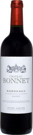 Chateau Bonnet - Oak Aged Reserve Bordeaux Rouge