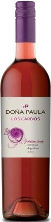 Los Cardos - Malbec rosé, Mendoza