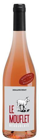 Beaujolais Nouveau - Domaine Romy - Le Mouflet Rosé