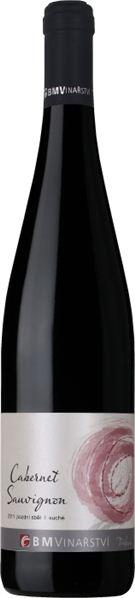 Cabernet Sauvignon - pozdní sběr - Milovická