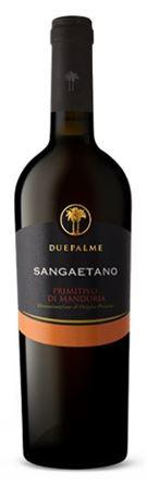 Due Palme - Sangaetano - Primitivo di Manduria DOP