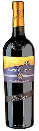 Duca di Saragnano - Aglianico Primitivo IGT