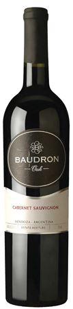 Baudron - Cabernet Sauvignon OAK