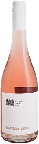 Zweigeltrebe rosé - Nové vinohrady