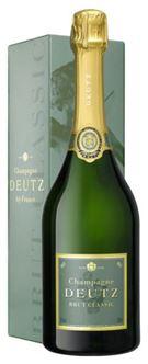 Champagne Deutz - Brut Classic v krabičce