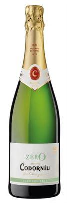 Codorníu - ZERO - nealkoholické šumivé víno
