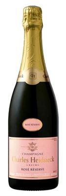 Champagne Charles Heidsieck - Rosé Réserve