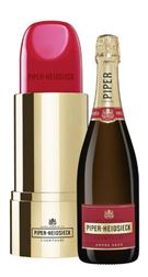 Champagne Piper-Heidsieck Cuvée Brut Lipstick edition