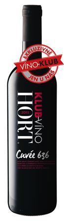 KLUB-VÍNO - Cuvée 636
