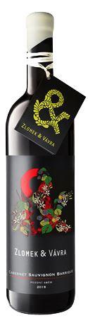 Cabernet Sauvignon - pozdní sběr - barrique