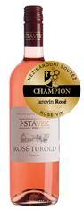Turold rosé - Cabernet Sauvignon - pozdní sběr