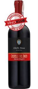 ITA - Castelli Del Duca - Obello Rosso Bonarda - Colli Piacentini DOC, 2018
